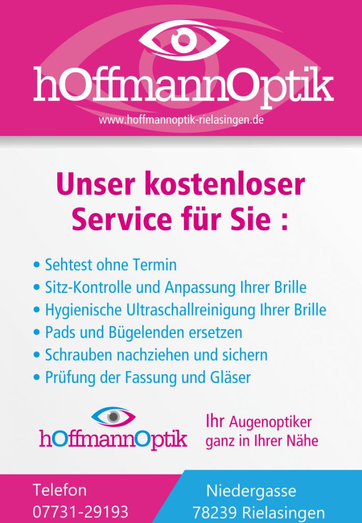 unser kostenloser Service